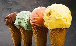 tonsillite gelato