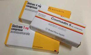 tranex anticoagulanti