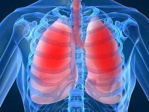 enfisema polmonare polmoni