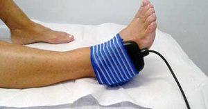 magnetoterapia edema